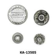 Кнопка Альфа 13,5мм, Код: КА-13505 фото