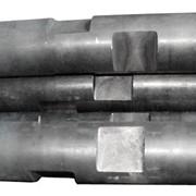 Труба бурильная с приварными замками фото