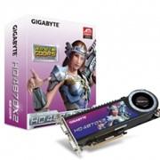 Видеокарта Gigabyte GV-R487X2-2GH-B фото