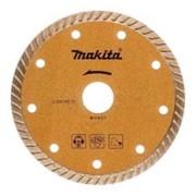 Рифлёный алмазный диск Makita D-05206 фото