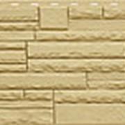 """Фасадные панели """"Скалистый камень"""" Кавказ фото"""