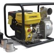 Мотопомпа для чистой воды АМР 80 С фото