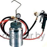 Красконагнетательный бак DP6401 (объем 2 литра). В комплекте шланги и пистолет. фото