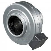 Промышленный вентилятор металический Вентс ВКМц 160 сірий фото