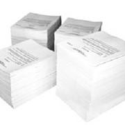 Тиражирование на ризографе двустороннее (бумага 80 гр, офсетная цветная) А3 фото