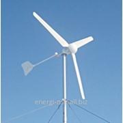 Ветрогенераторы с горизонтальной осью вращения фото