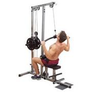 Профессиональный тренажер Body Solid Боди Солид GLM-83 Вертикальная и горизонтальная тяга Распродажа фото