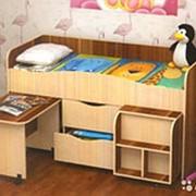 Детская кровать Гномик фото