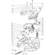 Устройство трубозажимное верхнее АКБ-4.11 фото