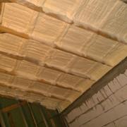 Утеплитель для крыши. фото