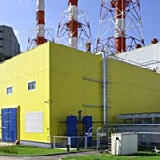 Строительство современных энергетических объектов фото