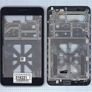 Сенсорное стекло (тачскрин) для ASUS FonePad 7 FE375 черное с рамкой, Диагональ 7 фото