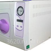 Стерилизатор паровой автоматический с возможностью выбора режимов стерилизации ГКа-25 ПЗ (07) фото