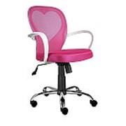 Кресло компьютерное Signal DAISY (розовый) фото