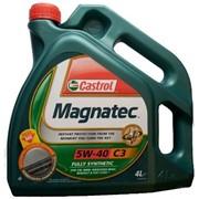 Масло моторное CASTROL MAGNATEC 5W40 C3 4L фото