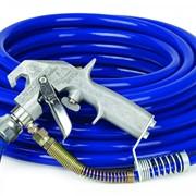 Комплект Шланг BluMax и окрасочный пистолет 1 фото