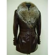 Куртка зимняя женская фото