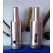 Сверло алмазное кольцевое ф=22 мм, тип ПРОФИ фото