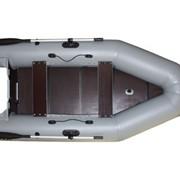 Прокат лодки с транцем фото