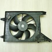 Вентилятор радиатора Renault Logan 2005-2014 фото