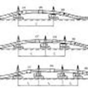 Подрядчики по установке и подъему пилонов, опор, мачт электропередачи фото