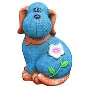 Фигура Собака джинсовая 40756 фото