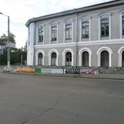 Растяжки, паркани, реклама на турникетах, заборах в Житомире фото