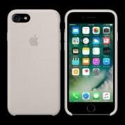 Apple Silicone Case Накладка для Apple iPhone 7 / 8 Серый фото