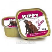 Паштет для собак KIPPY Active 300 г фото
