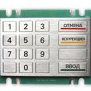 Металлические клавиатуры KeyPad (PinPad) keyboard фото