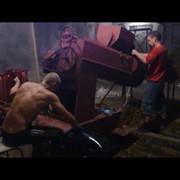Пресс для изготовления, забивки набивки грибных блоков, Киев фото