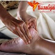 Подарки впечатления, тайский массаж стоп фото