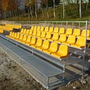 Сиденья стадионные пластиковые фото