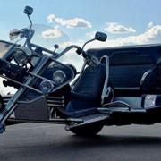 Демонтаж и разборка ретро-мотоциклов Изготовление трайков на заказ, обслуживание мотоциклов,ремонт фото