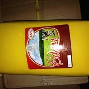 Сир Едам(молоко) ваговий 5кг. 50% фото