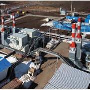 Оснащение систем гарантированного энергоснабжения, Решения задач автномного энергосбережения, утилизация попутного нефтяного газа фото