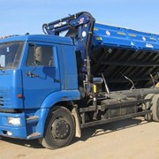 Изготовление кузовов для системы BDF (контейнеровозы) фото