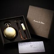 Карманные часы Kronen&Sohne 003 фото