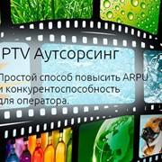 Техническое вещание ТВ в IP среде фото
