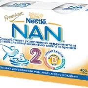 Жидкая молочная адаптированная смесь NAN® 2 готовая к употреблению фото