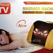 Массажная подушка massage pillow фото