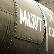 Мазут топочный М-100 фото