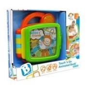 03967 Развивающая музыкальная книга Bebee и друзья BKids ( Blue Box) Алматы фото