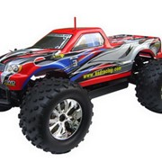 Радиоуправляемый автомобиль BSD Racing EP BS706T Brushed Truck 4WD 1:10 2.4Ghz RTR с зарядным устройством и силовым аккумулятором в комплекте фото