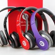 Наушники Original Monster Beats By dr.Dre Studio Wireless Bluetooth red фото