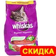 Корм для кошек Whiskas фото