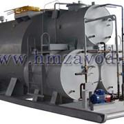 Топливомасляная установка ТМУ-1-25 фото