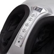 Воздушно-компрессионный и роликовый массажер для ног Zenet ZET-762, 2 режима фото