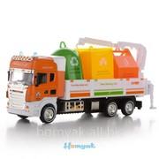 Модель грузового Автомобильомобиля с звуковыми и световыми эффектами IM304 фото