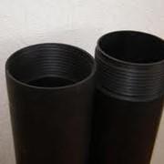 Обсадные трубы из полиэтилена фото